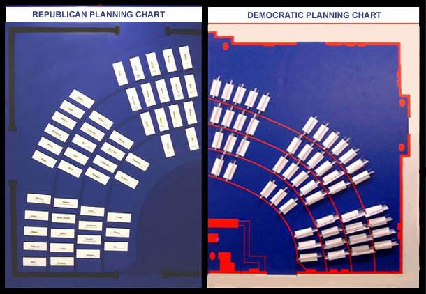 Image: Combined Seating Charts