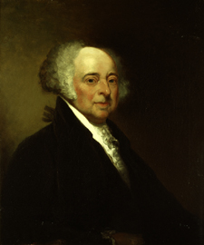 John Adams by Eliphalet Frazer Andrews