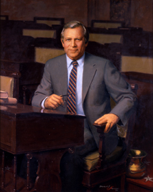 Howard Baker, Jr. by Herbert Elmer Abrams