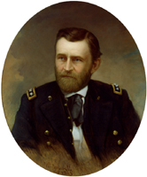 Ulysses S. Grant by William F. Cogswell