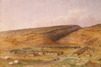 Fort Defiance, New Mexico (now Arizona)