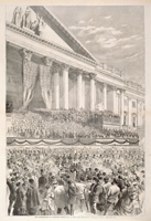 The Inauguration of President Grant, March 4, 1869.