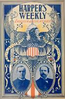 Harper's Weekly Inauguration Number 1897