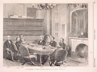 The Committee on Foreign Relations of the Senate in Session.