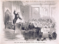 The Last Hours of Congress, March, 1859.