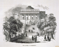 The Capitol at Washington,