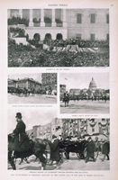 The Inauguration of President McKinley—AT THE CAPITOL AND ON THE LINE OF MARCH.