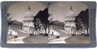 United States Capitol—The Most Imposing Building in America, Washington D.C.