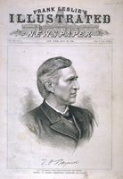 Gallery of Possible Presidential Candidates. / No. 7— Hon. Thomas F. Bayard, United States Senator from Delaware.