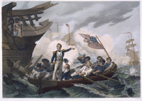 Battle of Lake Erie.