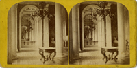 Image: The Marble Room in the U.S. Capitol.(Cat. no. 38.01081.001)