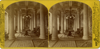 Image: Marble Room, Senate.(Cat. no. 38.01090.001)