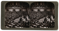 Image: A joint session of the Senate and House of Representatives, Washington, D.C. (Cat. no. 38.01133.001)