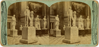 Image: Statue of George Washington, U.S. Capitol(Cat. no. 38.01143.001)