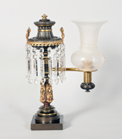 Image: Lamp, Single-Arm Argand (Cat. no. 52.00012.002)