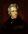 Andrew Jackson attributed to Thomas Sully (1783-1872)