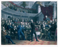 The United States Senate, A.D. 1850.