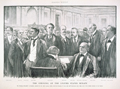 The Opening of the United States Senate