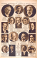Henry Cabot Lodge Portrait List