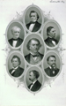 Stephen A. Douglas Portrait List