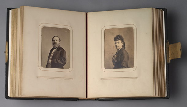 Brumidi Photograph Album