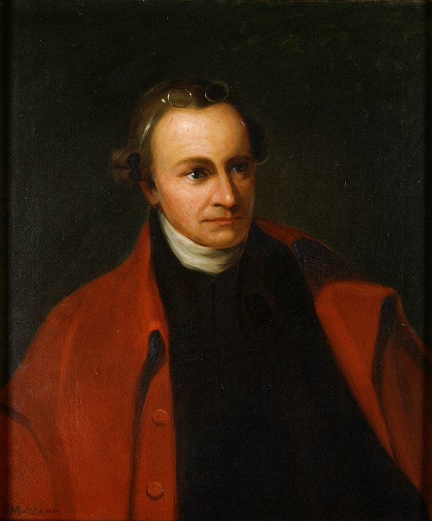 Patrick Henry by George Bagby Matthews after Thomas Sully
