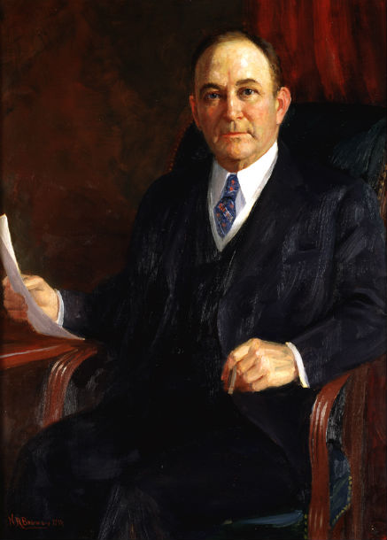 Joseph T. Robinson by Nicholas Richard Brewer