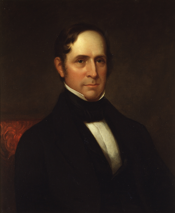 Willie P. Mangum by James Reid Lambdin