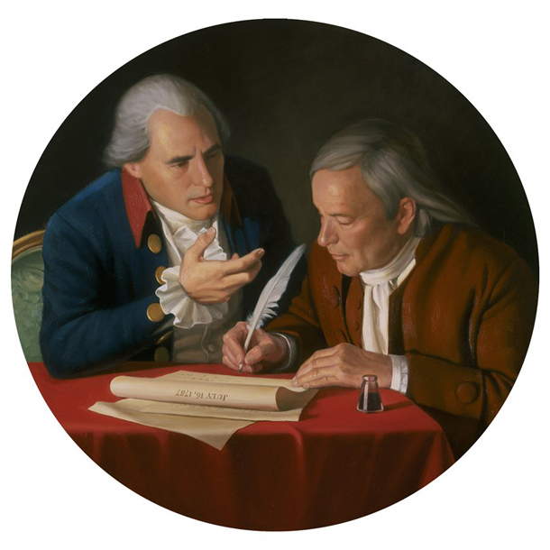 The Connecticut Compromise by Bradley Stevens