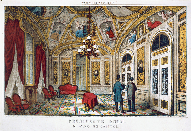 Presidents Room.