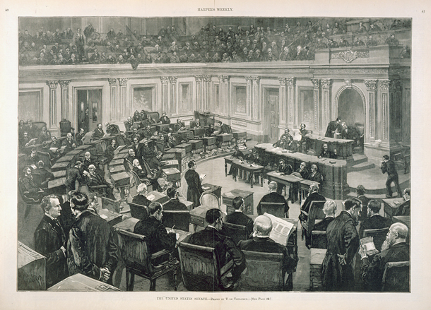The United States Senate.