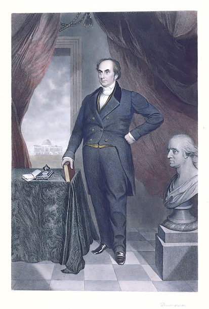 Daniel Webster by Thomas B. Lawson