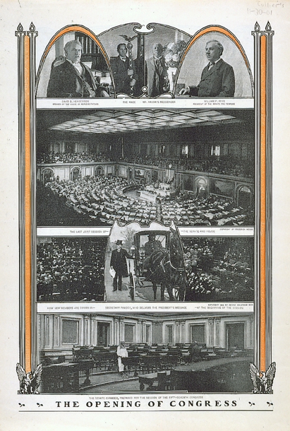 The Opening of Congress