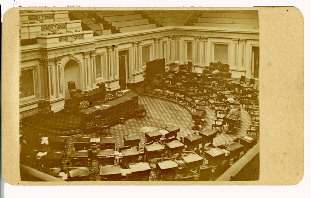 Image: [Senate Chamber](Cat. no. 38.01052.001)