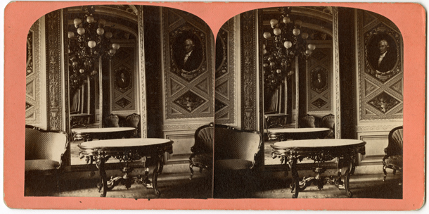 Image: President's Room, in the U.S. Capitol. (Cat. no. 38.01095.001)
