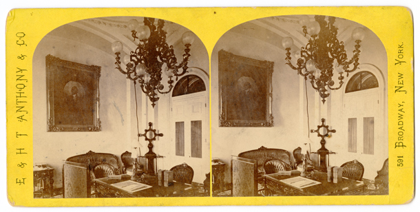 Image: Vice President's Room. (Cat. no. 38.01125.001)
