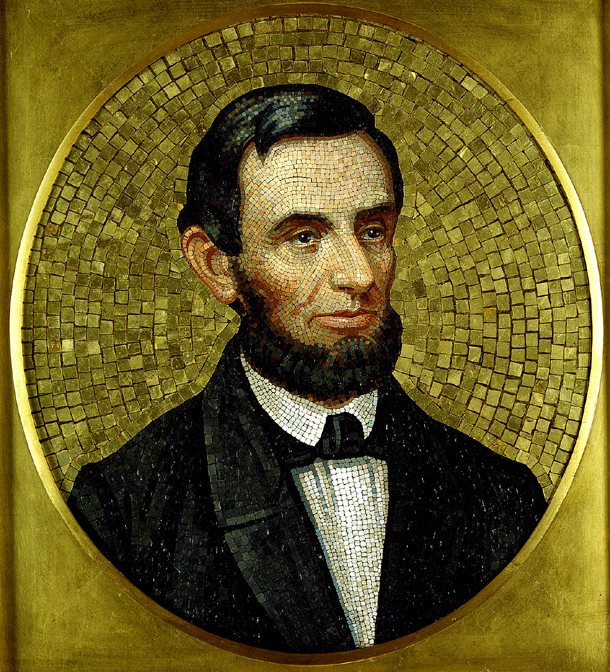 Abraham Lincoln by Antonio Salviati