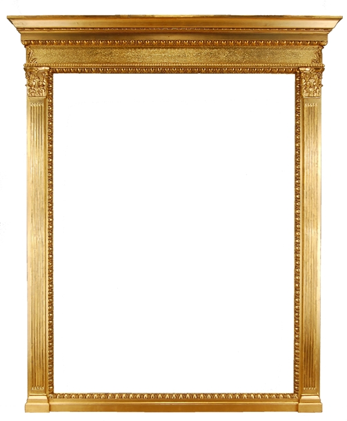 Mirror, Neoclassical Revival