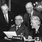 Armed Services Committee Members, ca. 1963