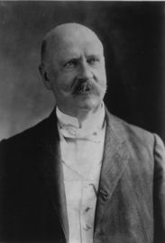 Photo of Senator Augustus Bacon