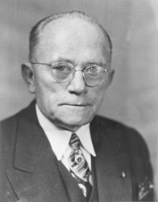 Photo of Senator Theodore Bilbo of Mississippi