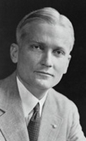 Photo of Senator Hiram Bingham of Connecticut