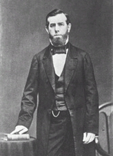 Photo of Senator David Broderick of California