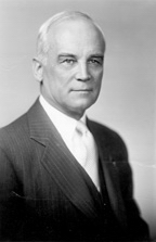 Photo of Senator Harold Burton of Ohio
