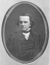 Stephen Douglas of Illinois