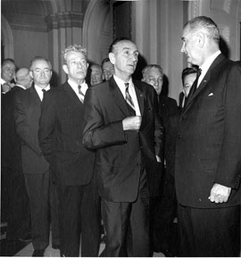u s senate civil rights act of 1964