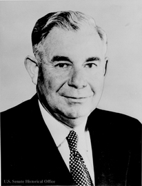 Photo of Senator Ernest McFarland of Arizona