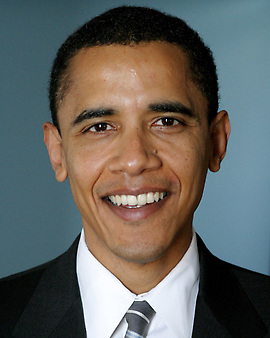 Senator Barack Obama of Illinois