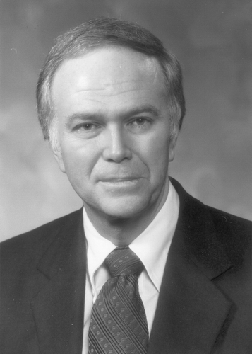 Photo of Senator Robert Packwood