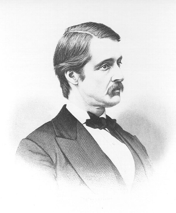Image of Senator William Sprague of Rhode Island